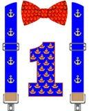 suspenders Royaltyfria Foton