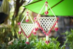 Suspensão falsificada da flor varicolored Imagem de Stock Royalty Free