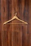 Suspensión de madera vacía Fotografía de archivo