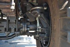 Suspensión del camión pesado Foto de archivo