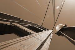 Suspensión Roces y alambres Imagen de archivo libre de regalías