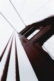 Suspensión Roces y alambres Imagenes de archivo