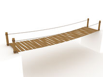 Suspension Bridge №3 Royalty Free Stock Image