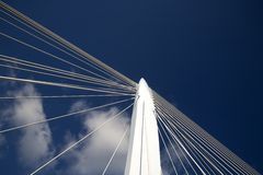 Suspension bridge 12 Stock Images