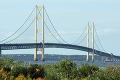 Suspension Bridge Royalty Free Stock Photography