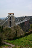 Suspension Bridge Bristol Royalty Free Stock Image
