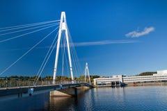 Suspension Bridge Stock Photography