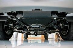 Suspension car, Suspension Pickup truck.  stock images