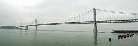 Suspension Oakland Bay Bridge in San Francisco Stock Photography