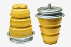 Suspension Rubber Buffer Stock Photos