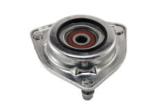 Suspension Strut Support Bearing. On a white background royalty free stock images