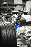 Suspension System Stock Image