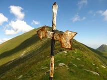 Suspiro de la montaña Fotos de archivo libres de regalías