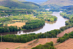 Susquehanna Riverlands Pennsylvania Stockbilder