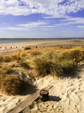 Sussex. West wittering beach sussex england royalty free stock photos