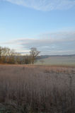 The Sussex countryside in Winter. Stock Image