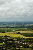 Sussex-Dorf Lizenzfreies Stockbild
