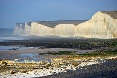 Sussex kust royaltyfria foton