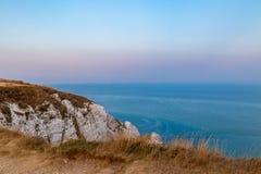 Sussex kust- landskap fotografering för bildbyråer