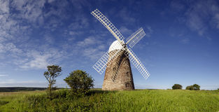 Sussex Windmill Arkivbild