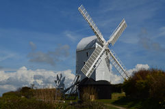 Sussex windmill Stock Image