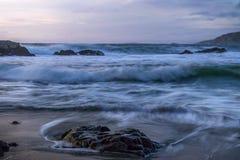 Sussurros do oceano fotografia de stock royalty free