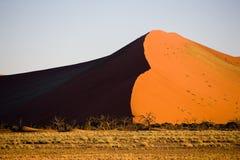 Sussusvlei Deadvlei - la Namibie Images stock