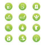 Sustainability icons vector illustration