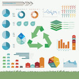 Sustainability Infographic Vector Stock Photos