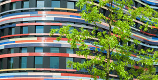 Sustainable architecture Royalty Free Stock Image