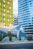 Sustainable city Royalty Free Stock Photography