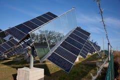 Sustainable development of energy Stock Photography
