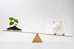 Sustainable development Stock Photos