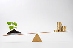 Sustainable development Stock Photo