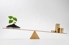 Sustainable development Stock Images
