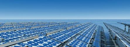 Sustainable energy Stock Photo