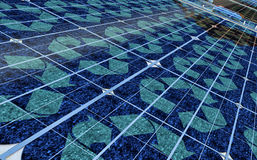 Sustainable energy Royalty Free Stock Photo