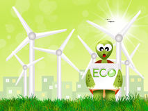 Sustainable energy Royalty Free Stock Photography