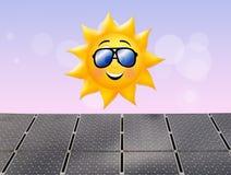 Sustainable energy Royalty Free Stock Image