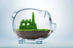 Sustainable investment Royalty Free Stock Photo