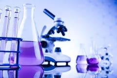 Sustancia química, ciencia, equipo de laboratorio Fotos de archivo