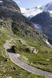 Susten mountain pass Royalty Free Stock Photos