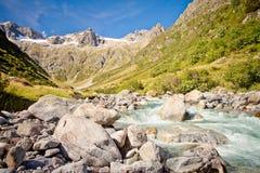 Sustenpass, Zwitserland Royalty-vrije Stock Fotografie