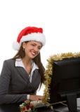Sustentação das vendas do feriado foto de stock royalty free
