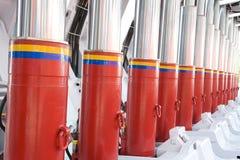Sustentação hidráulica foto de stock royalty free