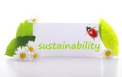 Sustentabilidade Fotos de Stock Royalty Free