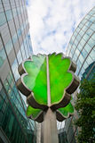 Sustentabilidade ambiental Fotografia de Stock Royalty Free