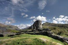 Sustento de Dolbadarn do castelo imagem de stock royalty free