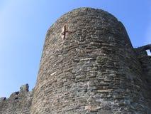 Sustento do castelo fotografia de stock