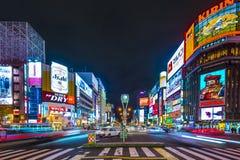 Susukino, Sapporo Stock Image